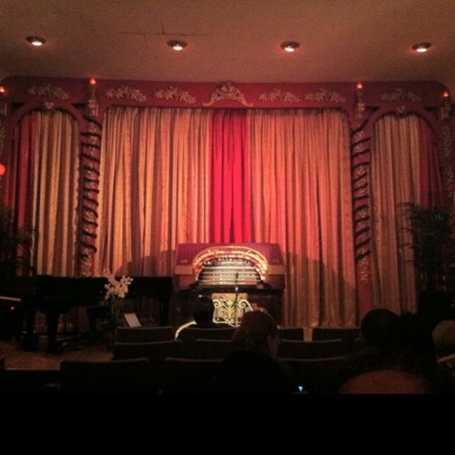 The Mighty Wurlitzer Theater Organ at Old Town Music Hall