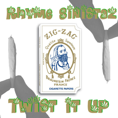 Rhyme Sinistaz - Twist it Up
