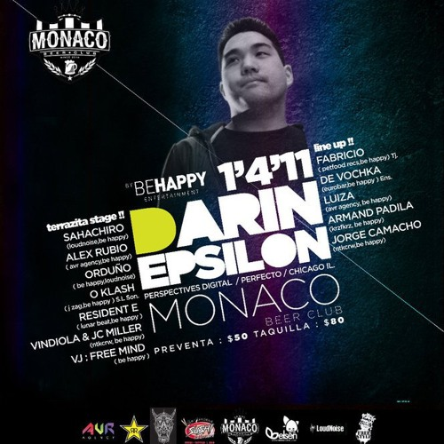 Live from Club Monaco in Mexicali, Mexico [Apr 1 2011]