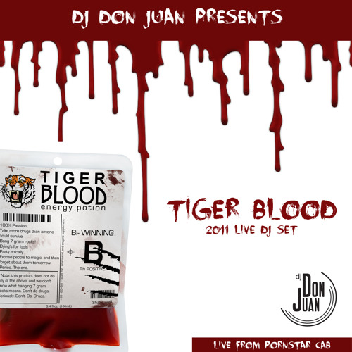 Live at The Porn Star Bash - Dj Don Juan Tiger Blood Mix