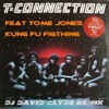 DJ DAVID CLYDE  REMIX FUNK /// T CONNECTION FEAT TOM JONES KUNG FU FIGTHING