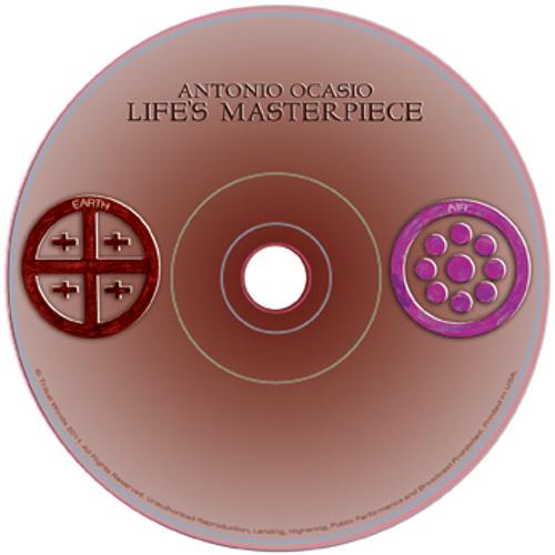 Antonio Ocasio: LIFE'S MASTERPIECE (EARTH :: AIR) CD Two
