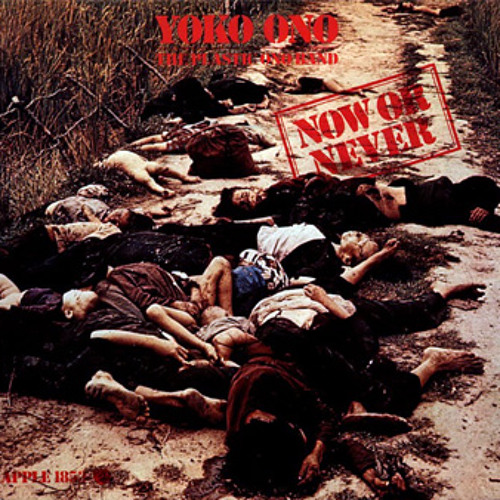Yoko Ono Plastic Ono Band - Now Or Never