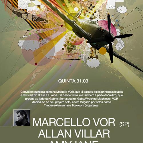 Marcello V.O.R. @ 5uinto, Brasilia - 31.Mar.2011