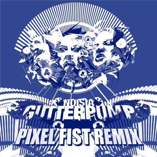 Noisia - Gutterpump (Pixel Fist Remix) - SKINT [TEASER]