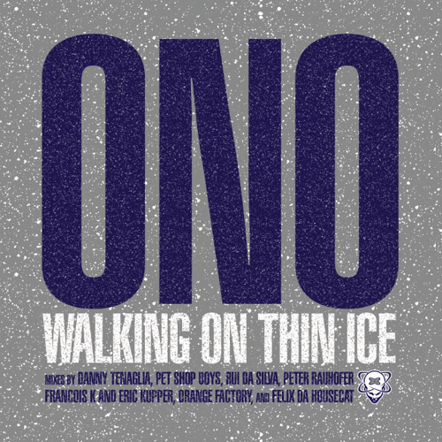 ONO - Walking on Thin Ice (Pet Shop Boys Extended Mix)