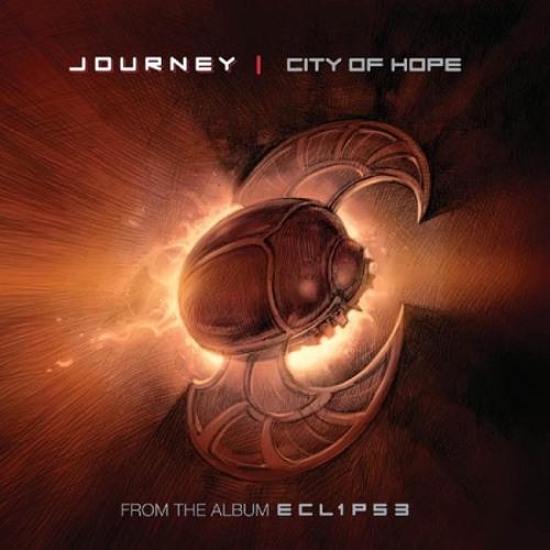 Journey - City of Hope (New Single 2011)