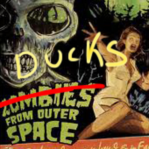 Andre R - Ducks From Outerspace