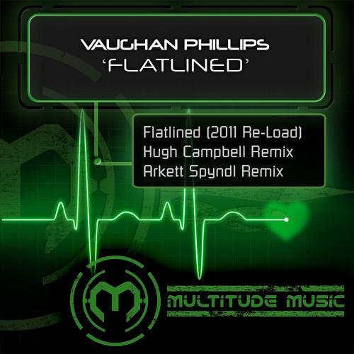 Vaughan Phillips - Flatlined 2011 Re-load