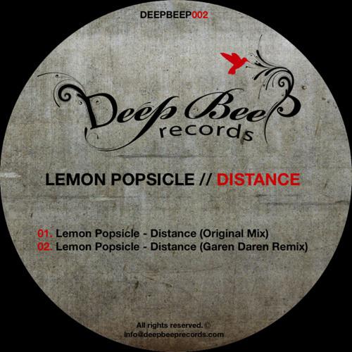 DEEPBEEP002 - Lemon Popsicle - Distance (Max Demand, Garen Daren remix) // 96kbps LOW quality prev