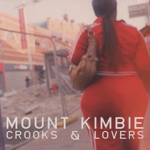 Mount Kimbie - Before I Move Off