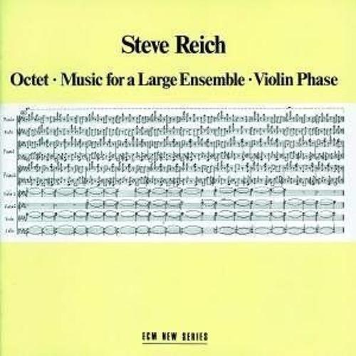 Steve Reich - Violin Phase (Tubesties Remix)