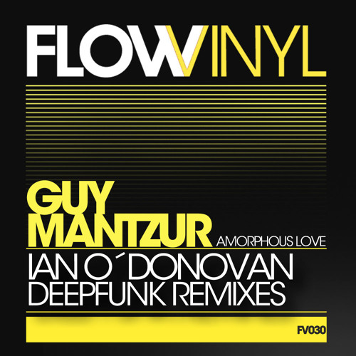 Guy Mantzur - Amorphous Love (Original Mix) -Short Low fi Sample