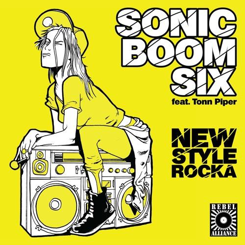 Sonic boom six - new syle rocka (Redhat remix)