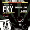 XTECH @ Back to the old school (TLS-26-04-2011)