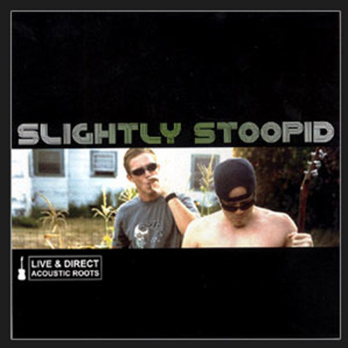 Slightly stoopid - acoustic roots - if this world were mine