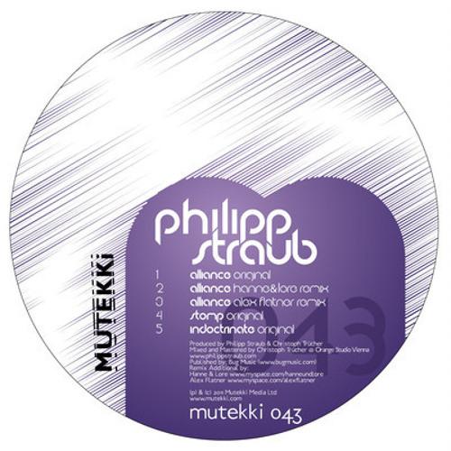 Philipp Straub - Alliance (Hanne & Lore Remix)