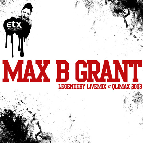 MAX B. GRANT LIVE@QLIMAX HOLLAND 2003 - REMEMBER HARDSTYLE