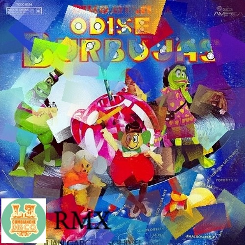 Juan Garcia Esquivel - Odisea Burbujas ( Le Cumbianche Disco Remix ).