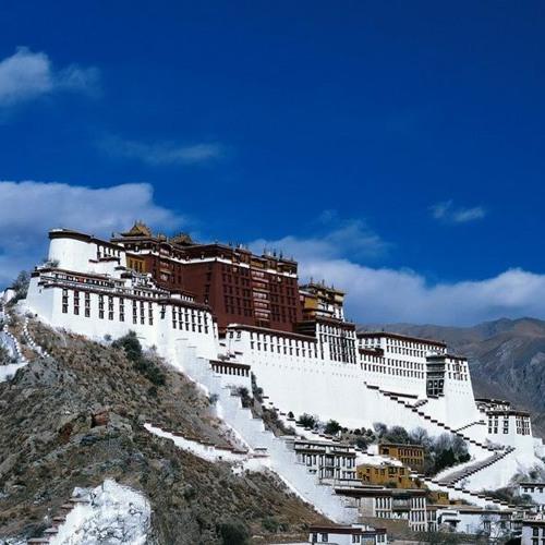 Tibetan step
