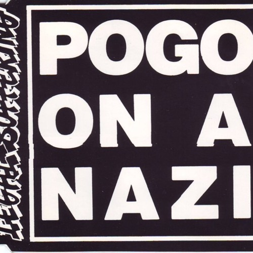 Legal Suffering - Pogo On A Nazi