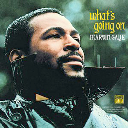What's Goin On (Marvin Gaye playalong)