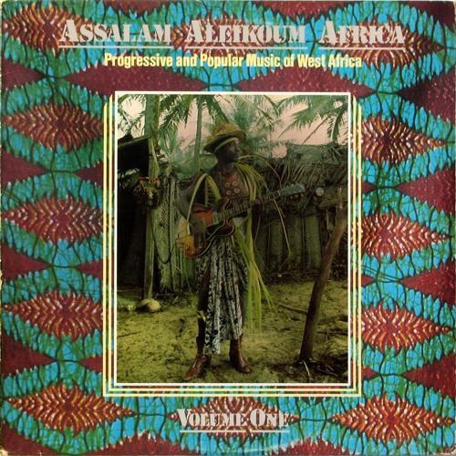 Albert Siassa - Solitude / From : Assalam Aleikoum Africa : Vol. 1