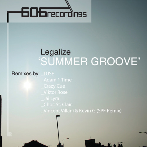 LigaLize Summer Groove (CrazyCue Remix) *Unmastered