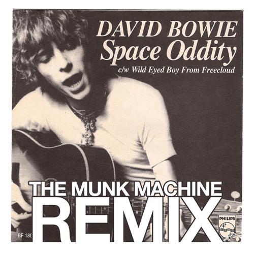 David Bowie - Space Oddity (The Munk Machine Remix)