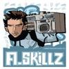 A.SKILLZ - BEATS WORKING VOL 1  2011