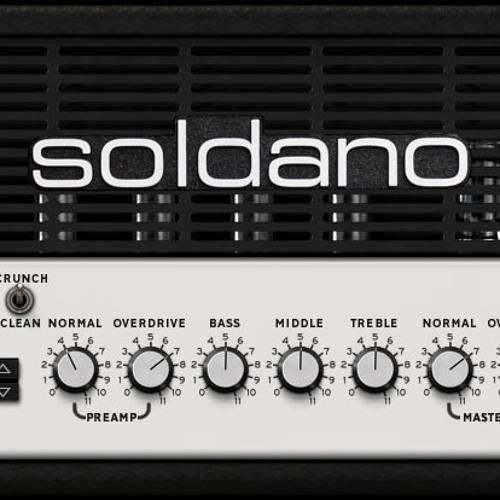Soldano SLO 100 Clip 2