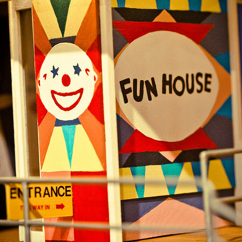 The Fun House (The Ochoa Brothers) PREVIEW