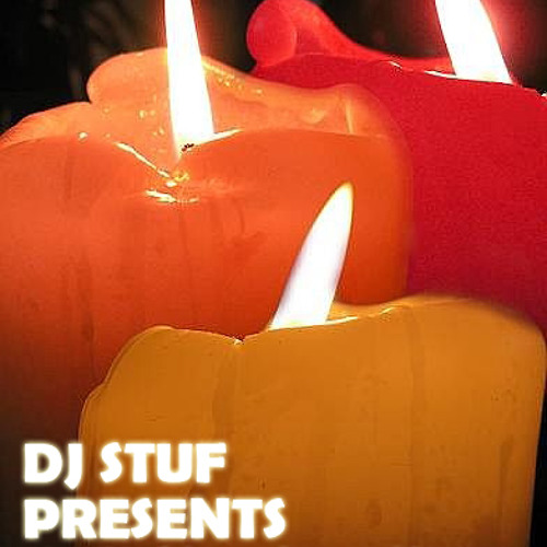 DJ STUF - mix series of the month issue vol.3