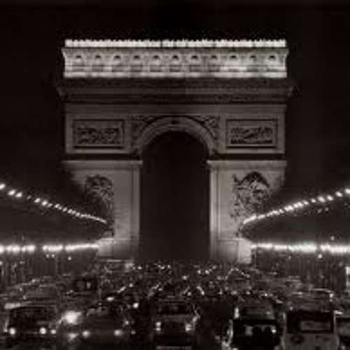A Black Man in Paris