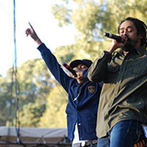 Concerto Nas & Damian Marley 09-04-2011 Milano - Radio 2 -  parte 1 di 8