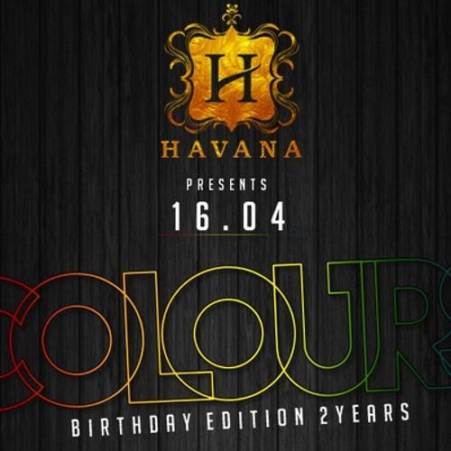 Fran Bortolossi @ Colours 2 years birthday Promo