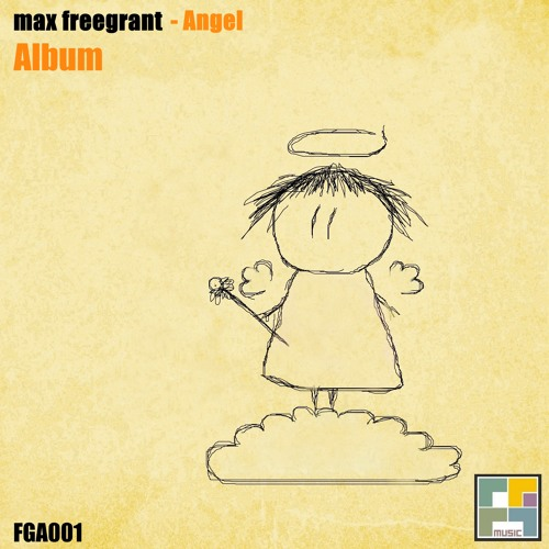 Max Freegrant - Angel (Full Album Pic)