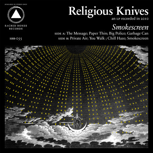 Religious Knives - The Message