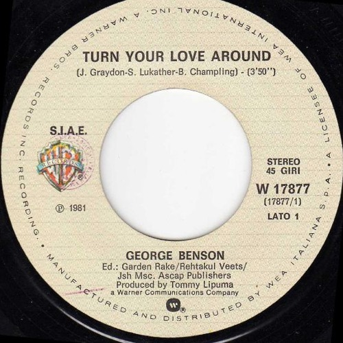 Turn Your Love Around [Late Nite Tuff Guy Edit]