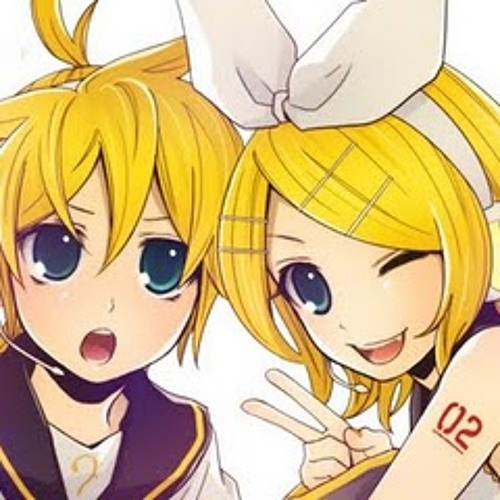 Butterfly on Your Right Shoulder- Kagamine Rin+Len