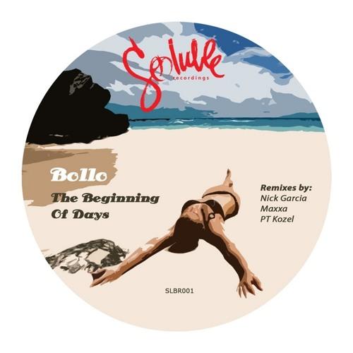 Bollo - The Beginning of days (maxxa keepitdeep remix)