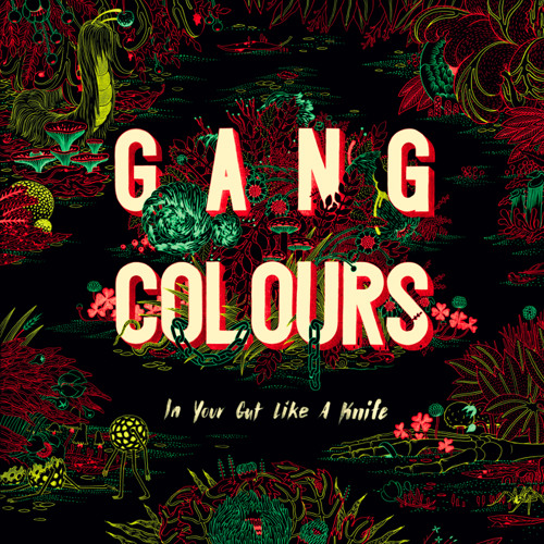 Gang Colours // In Your Gut Like A Knife // EP Teaser