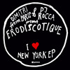 Erodiscotique - I LOVE NEW YORK snippet