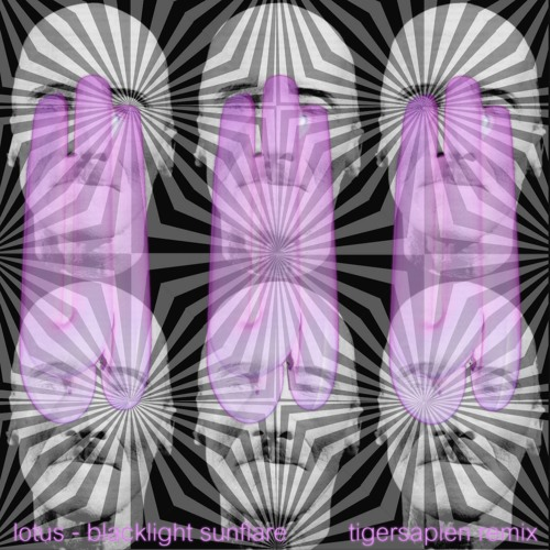 Lotus - Blacklight Sunflare (tigersapien remix)