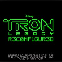 Daft Punk Derezzed (The Glitch Mob Remix) Artwork