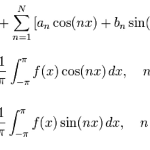Délicate Frénésie - Métamorphose de Fourier