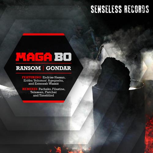 Maga Bo - Ransom EP