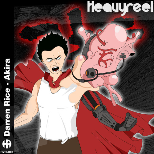 HVRL003 Darren Rice - Akira (Tom Hades Remix) **SAMPLE**