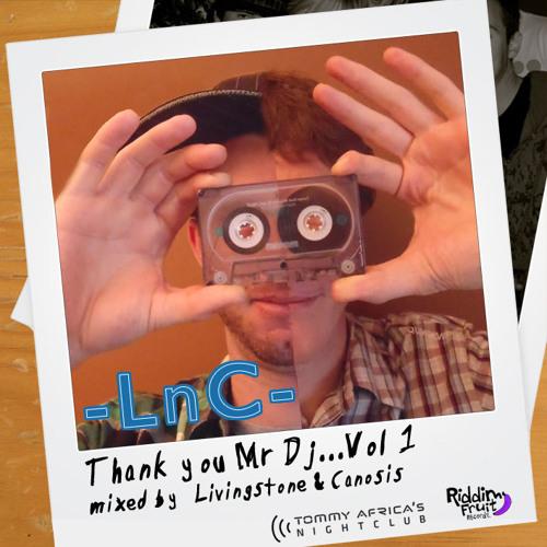 Livingstone & Canosis - Thank You Mr DJ...Vol 1