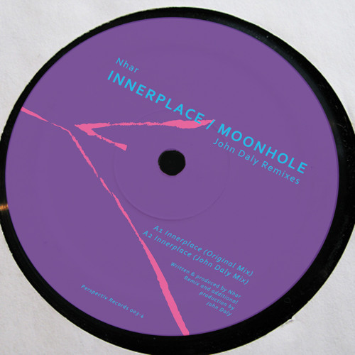 Digital Nhar - Innerplace (Ripperton Paradisco Radio Re-Edit) - Perspectiv Records